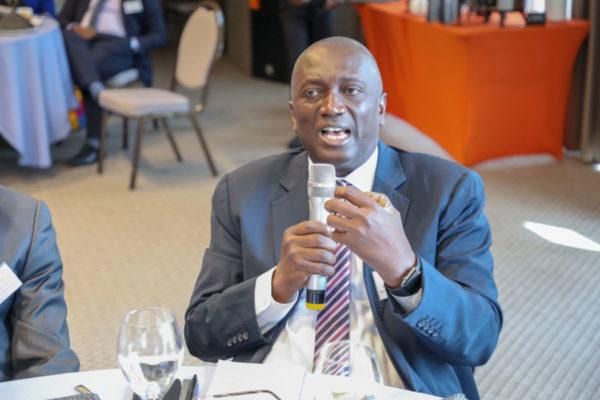 Cissé Abdoul Kader - le Payeur général du Trésor (PGT) à la Direction générale du Trésor et de la comptabilité publique