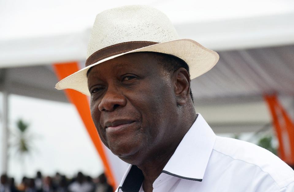 conseil politique du RHDP-alassane-ouattara-politique