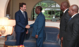 Christophe-Castaner-france-securité-Alassane-Ouattara-Hamed-bakayoko