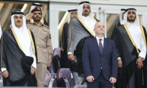 fifa-qatar-gianni-infantino-football