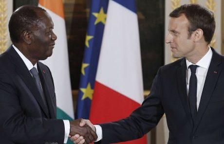 alassane ouattara-emmanuel-macron-diplomatie-politique