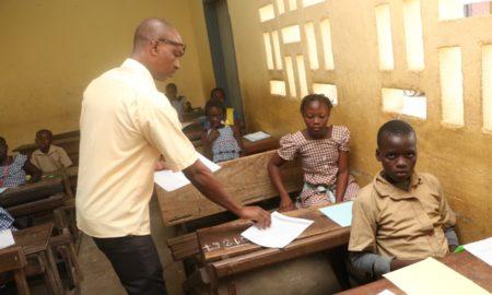candidats-cepe-cote-divoire-examens-scolaire-classe-primaire-entrée-en-sixième
