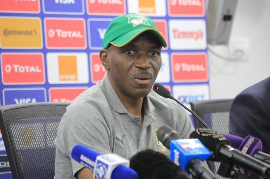 ibrahim-kamara-côte d'ivoire algérie-coach-fif-can-2019-football