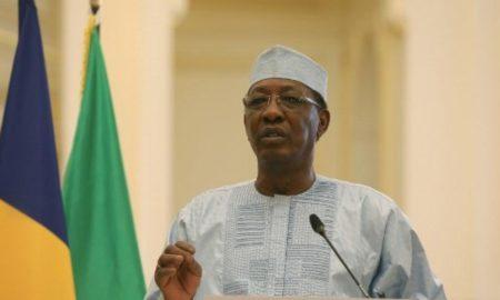 idriss déby itno - président tchad - internet- politique - 2019