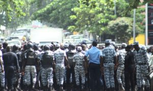 police-ivoirienne-manifestation-sécurité-grève-mge-ci-éducation-société