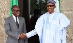 patrice-talon-benin-muhammadu-buhari-nigeria-presidents-politique-gouvernement-contrebande-uemoa-cedeao-2019