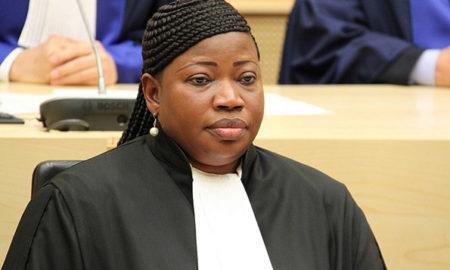Fatou - Bensouda - gambie - cpi - justice - procureur