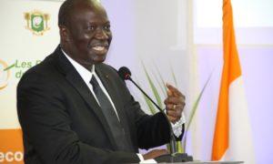 moussa sanogo - rhdp - 2019 - ministère de la poste