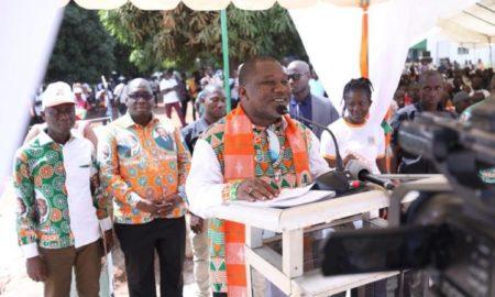 aventure-sidiki-konaté-bouaké-rhdp-2020-politique-ministère-de-lartisanat