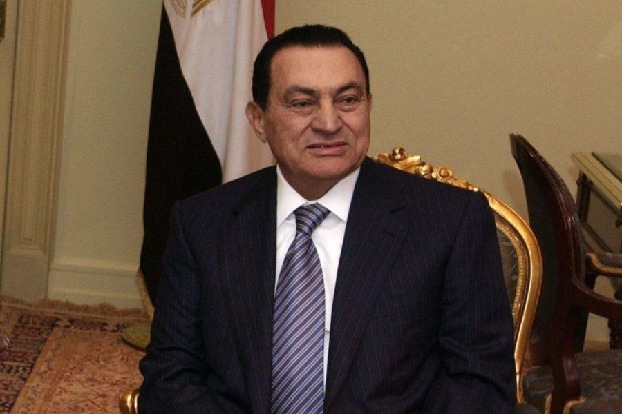 egypte-hosni-moubarak-président-de-la-republique-décès