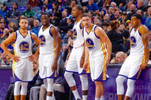 nba-basketball-golden-state-warriors-death-line-up-2017-2019