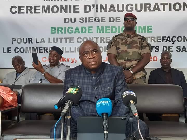 ministère-de-la-santé-colonel-remy-lamah-guinée-conakry