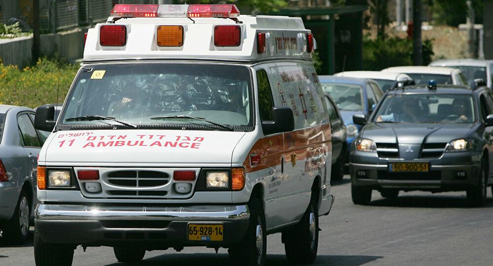 ambulancier israel
