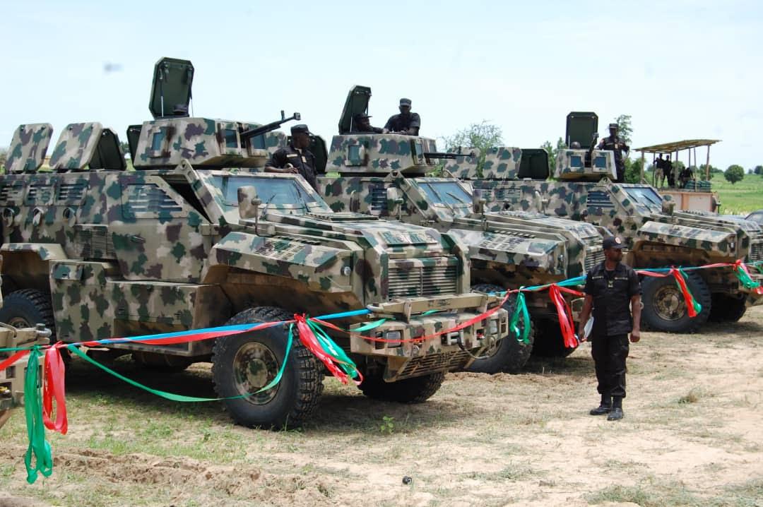 L'armée nigériane neutralise 20 terroristes à Borno