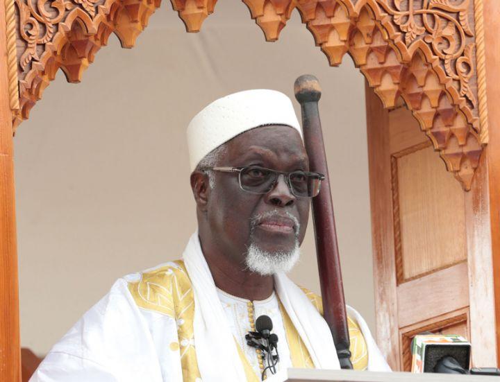 l'imam Mamadou Traoré désigné nouveau guide de la communauté musulmane