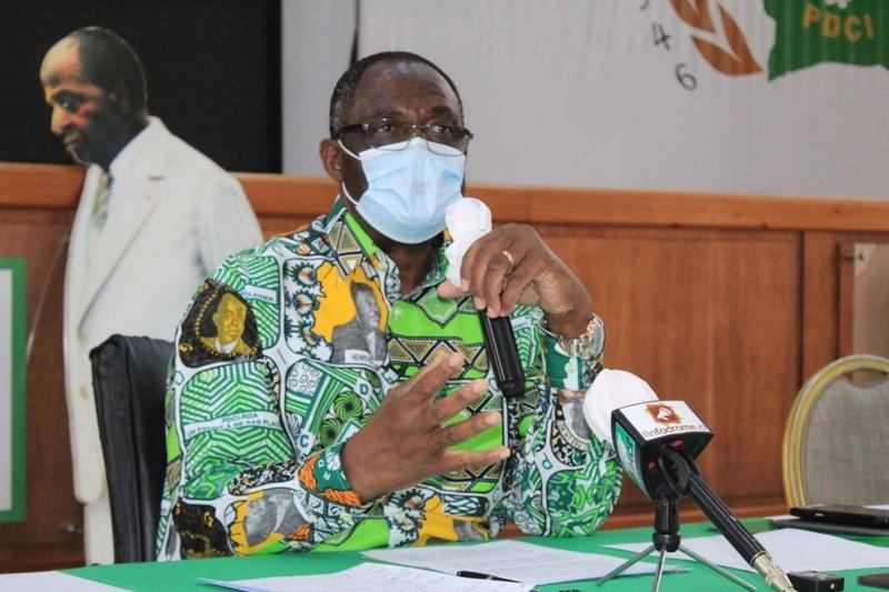 Le PDCI demande la prorogation de la date de clôture de l'opération de révision de la liste électorale ivoirienne