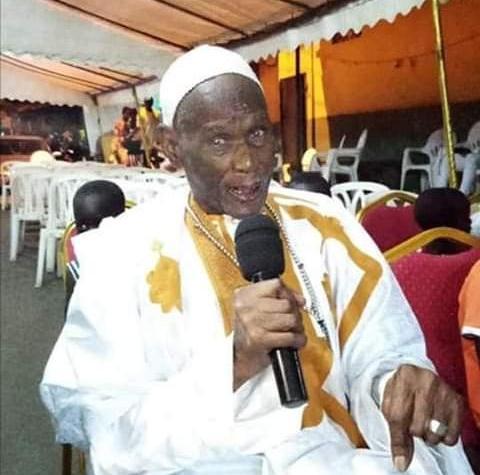 décès à Abidjan de l'imam Abba Cissé, président du COSIM Treichville