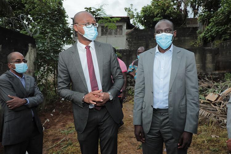 la CIE boucle le rétablissement des postes électriques endommagés à Abidjan