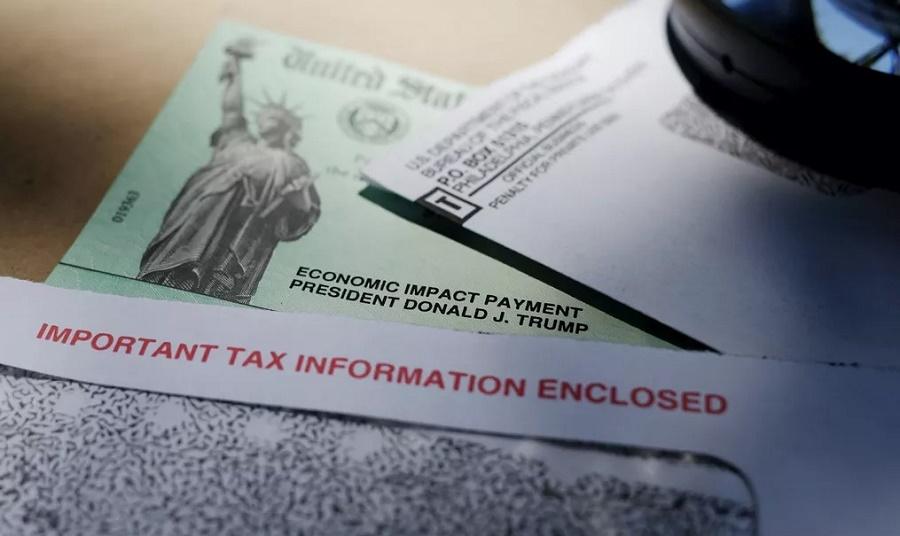 plus d'un million de chèques de relance envoyés par erreur à des Américains décédés