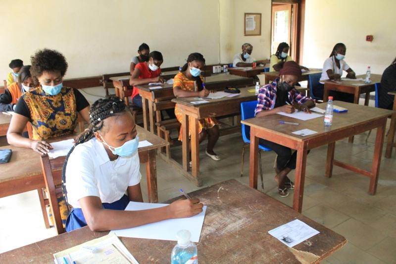 17 102 candidats affrontent les examens scolaires en Côte d'Ivoire