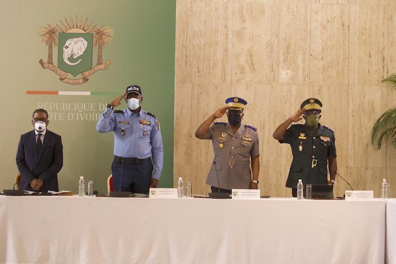 Création d'une Zone opérationnelle au Nord de la Côte d'Ivoire pour lutter contre le terrorisme