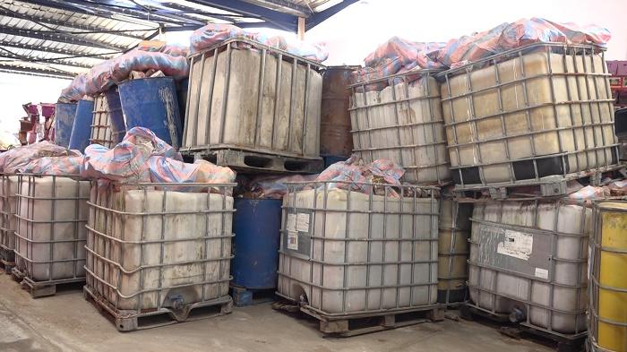 Démarrage à Abidjan d'une opération d'incinération de plus 300 tonnes de pesticides obsolètes