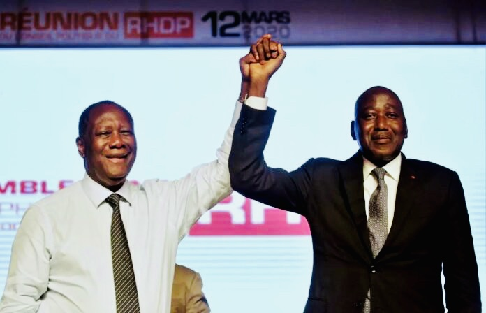 l'onction de Ouattara, la clé pour succéder à Gon Coulibaly