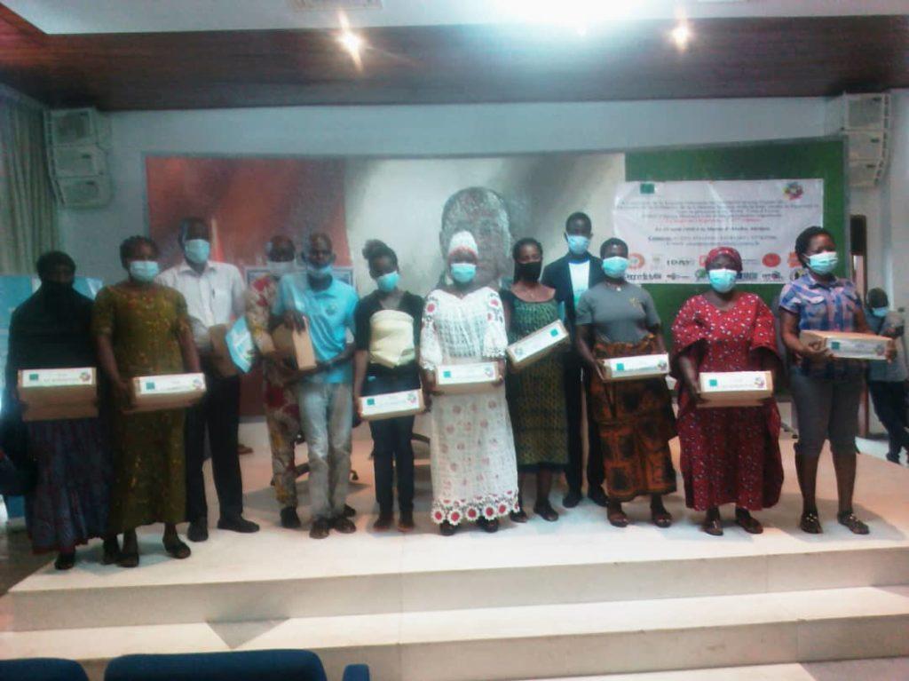 Des jeunes sensibilisés sur la solidarité et la cohésion sociale en Côte d'Ivoire