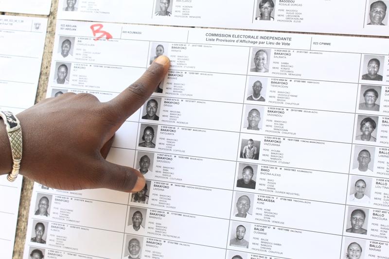 La clôture du contentieux sur la liste électorale provisoire ivoirienne reportée au 11 août