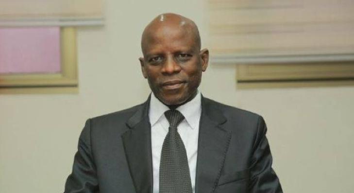 Le ministre de l'Enseignement supérieur et de la recherche scientifique, le Prof. Adama Diawara