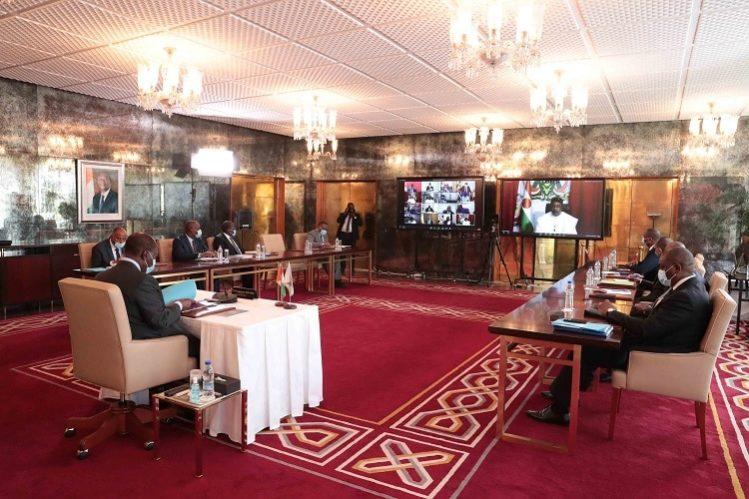 Mutinerie au Mali la Cedeao demande le rétablissement de IBK en tant que président