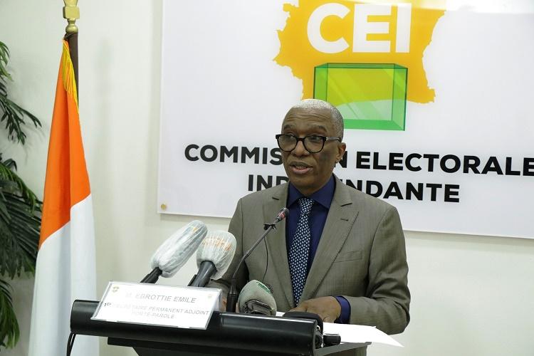 clôture des réclamations du contentieux sur la liste électorale