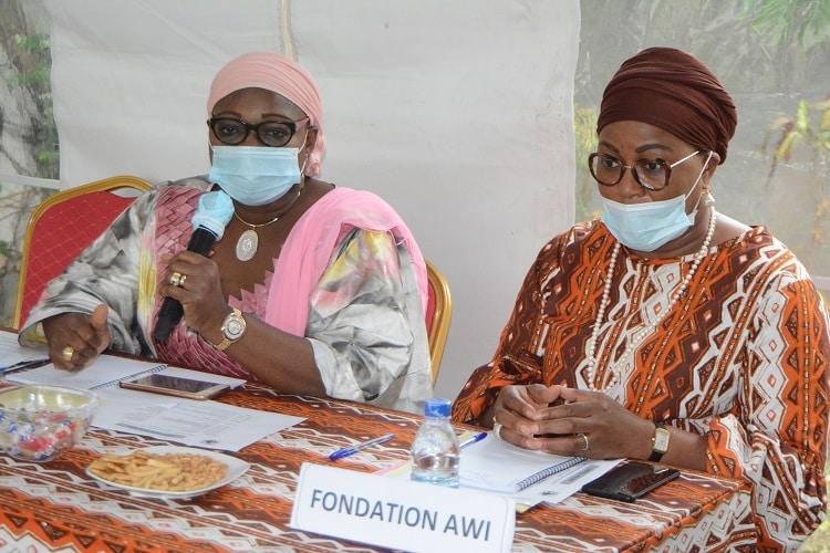 des femmes entrepreneures formées sur la résilience face à la crise de Covid-19