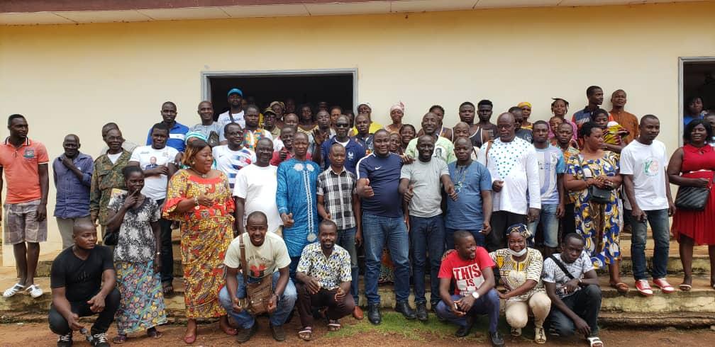 les leaders de jeunesses de Didiévi disent «oui» à la paix et à la cohésion sociale