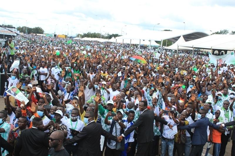 Bédié promet «remporter» la présidentielle avec l'opposition 2