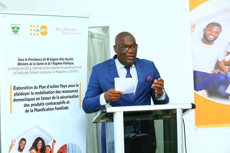 Des experts en réflexions pour mobiliser des fonds et garantir les produits contraceptifs en Côte d'Ivoire