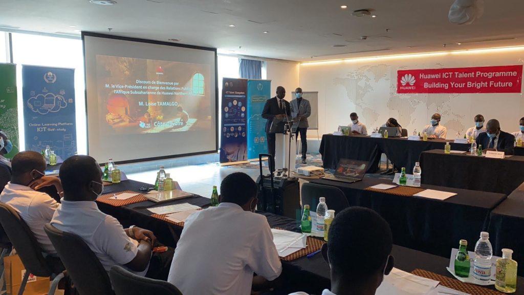 Huawei lance en Côte d'Ivoire le Programme Graine de l'avenir 2020