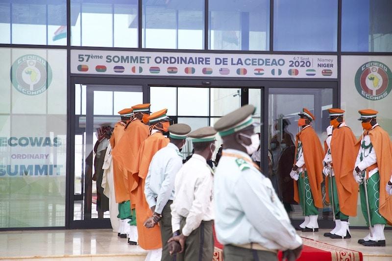 Le 57è Sommet ordinaire des chefs d'Etat de la CEDEAO s'ouvre lundi à Niamey