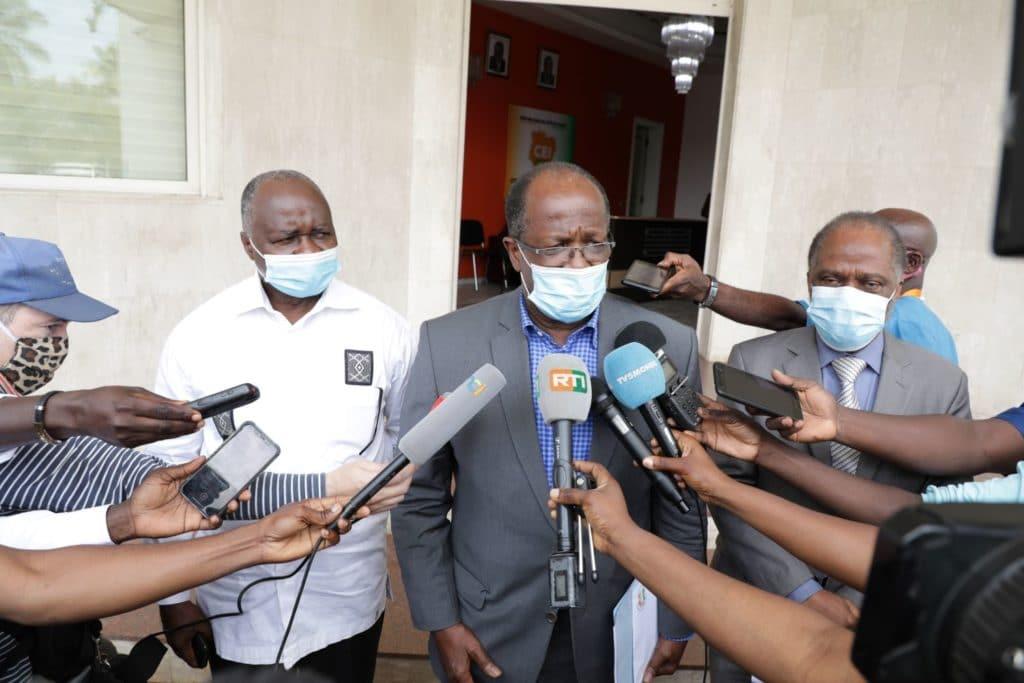 Les candidatures de Gbagbo, Soro et Mabri déposées pour la présidentielle ivoirienne