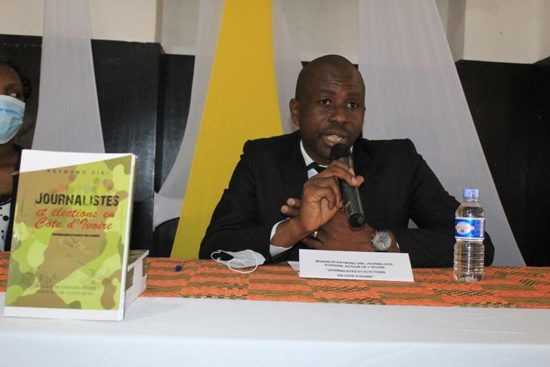 Présentation à Abidjan de l'ouvrage «Journalistes et élections en Côte d'Ivoire » pour une élection apaisée