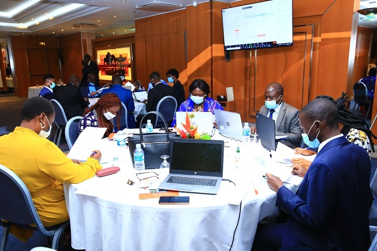Présentation à Abidjan du programme de coopération 2021-2025 entre la Côte d'Ivoire et l'UNFPA