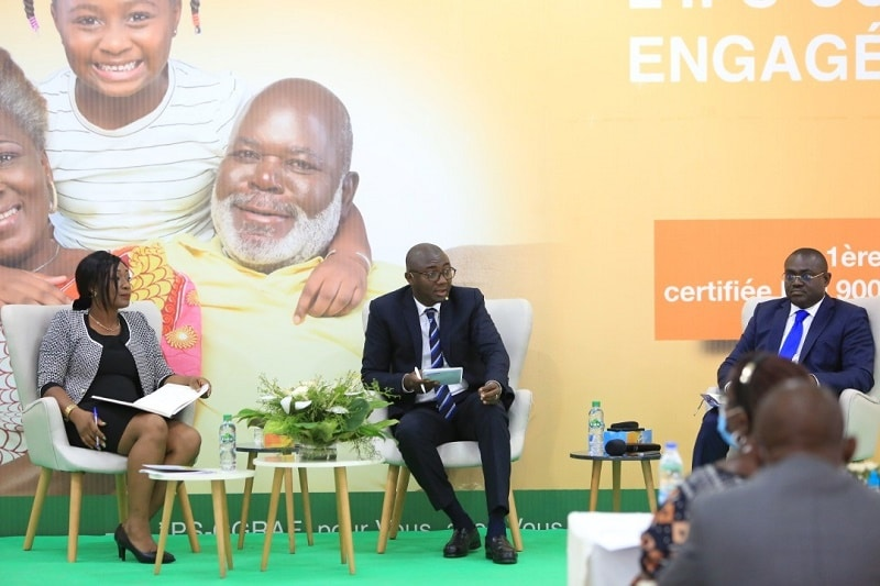 Prévoyance sociale ivoirienne convention entre l'IPS CGRAE et la CNPS au profit des retraités