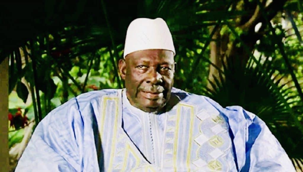 décès de l'ex-chef de l'État Moussa Traoré