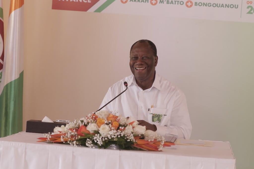 la Côte d'Ivoire est un pays souverain (Alassane Ouattara)