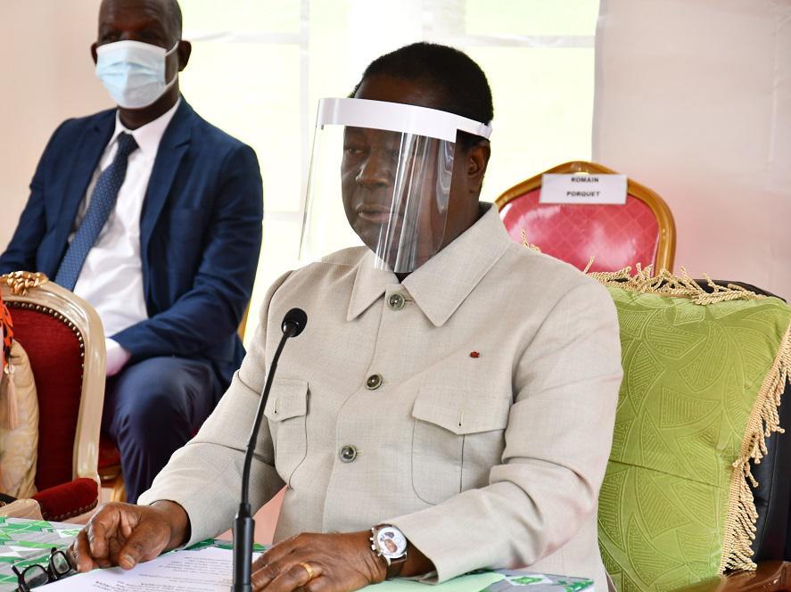Bédié saisit officiellement l'ONU pour son implication dans la présidentielle ivoirienn