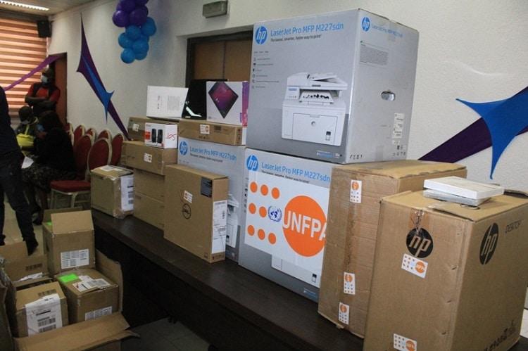 L'UNFPA équipe des structures sanitaires pour lutter contre la mortalité maternelle en Côte d'Ivoire