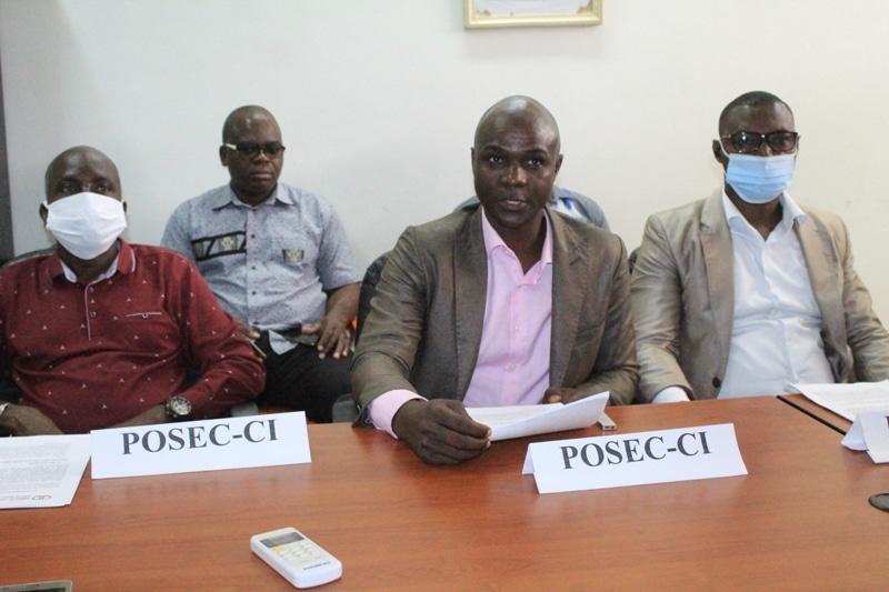 la POSEC-CI une plateforme de syndicats d'enseignants, annonce une grève du 7 au 9 octobre