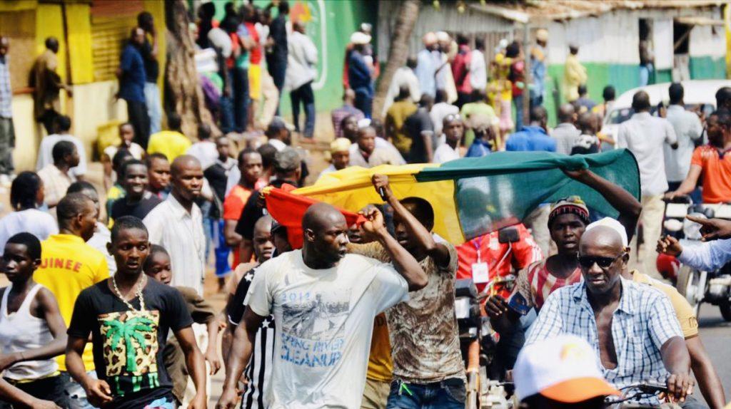 une cinquantaine de manifestants « tués » (Amnesty)