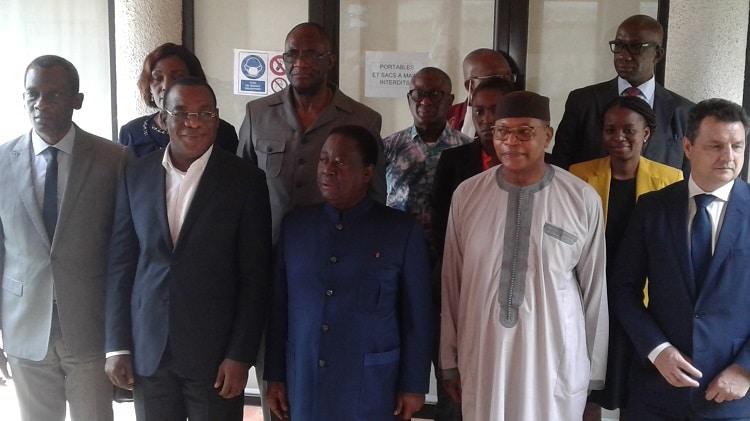 Une délégation de l'ONU rencontre Bédié et Affi à Abidjan après la présidentielle