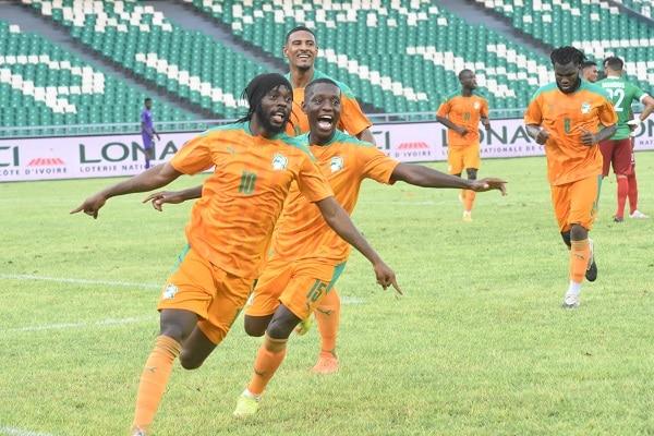 la Côte d'Ivoire bat Madagascar (2-1) et se relance dans le groupe K
